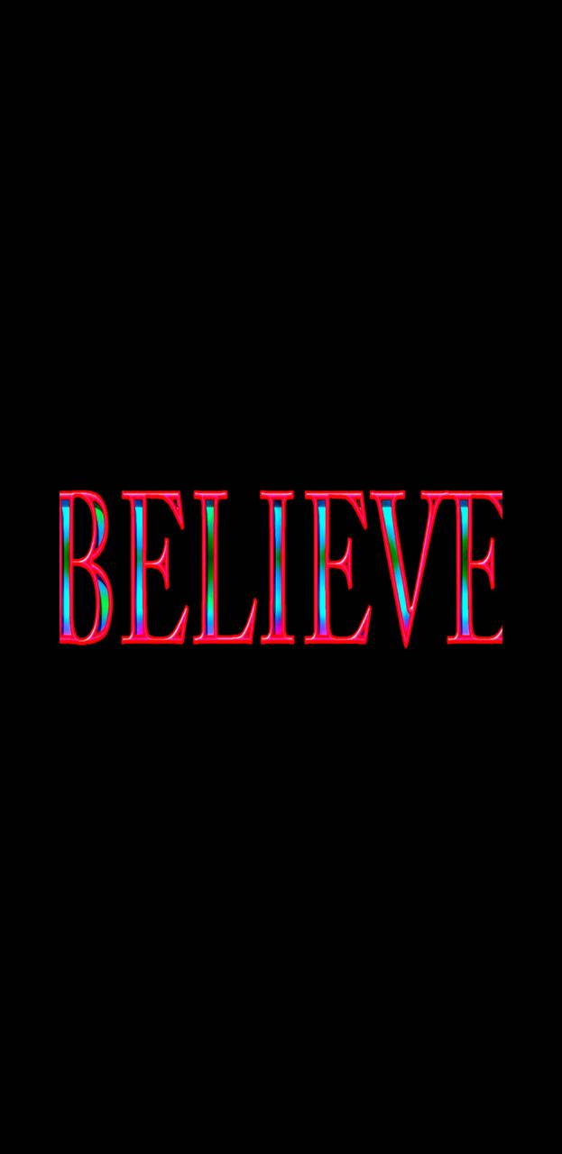 believe and acheive