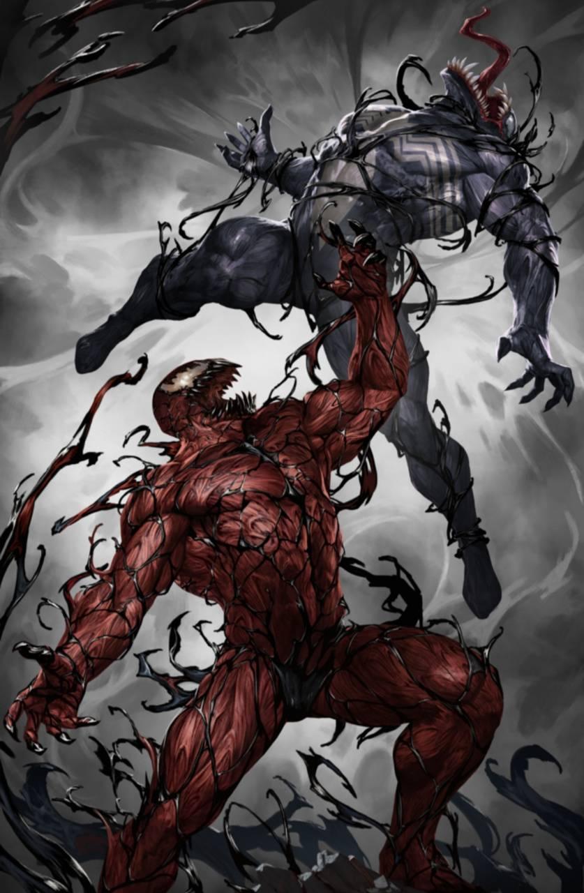 Carnage vs Venom wallpaper by jorgexx15 - c4 - Free on ZEDGE™