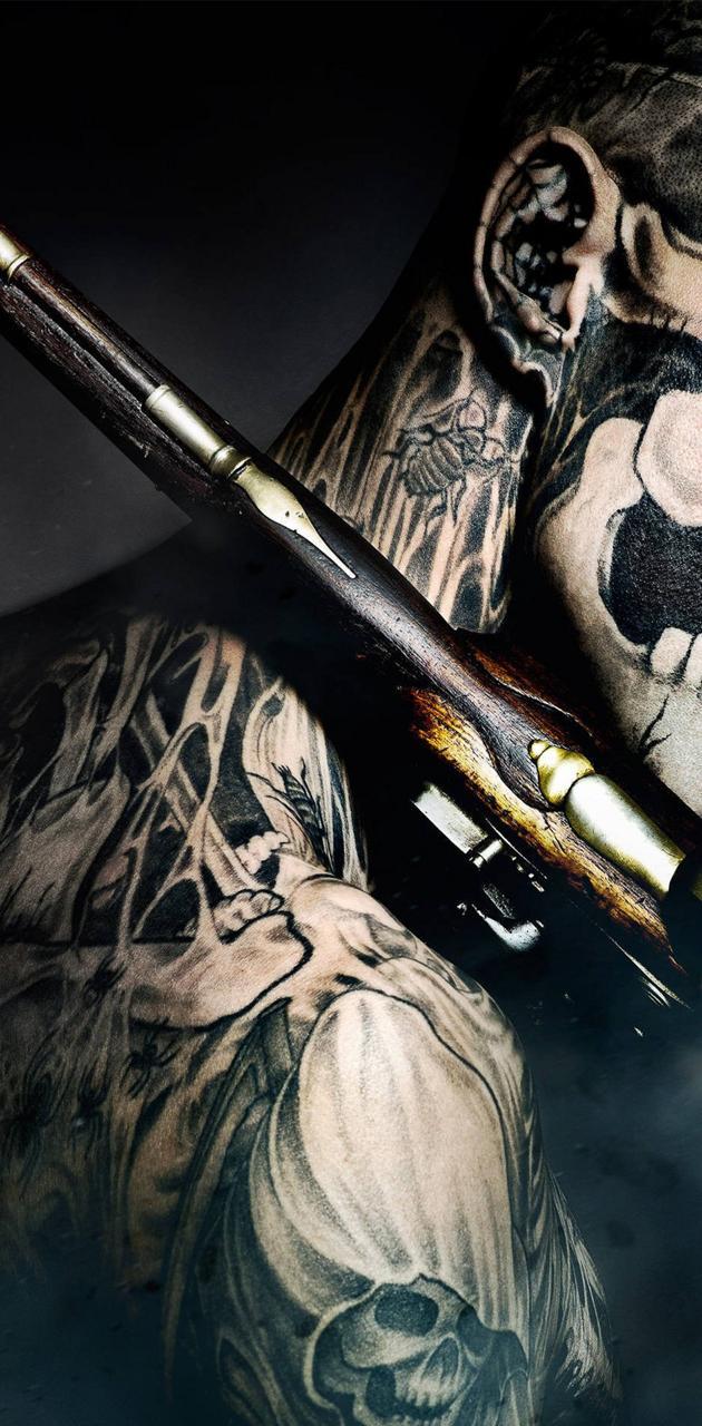 BLACK GUNS