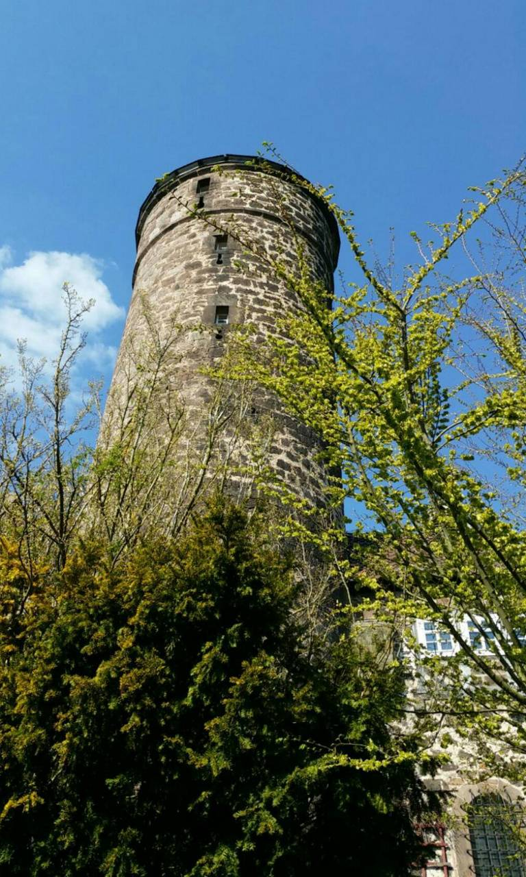 Castle Tower Germany