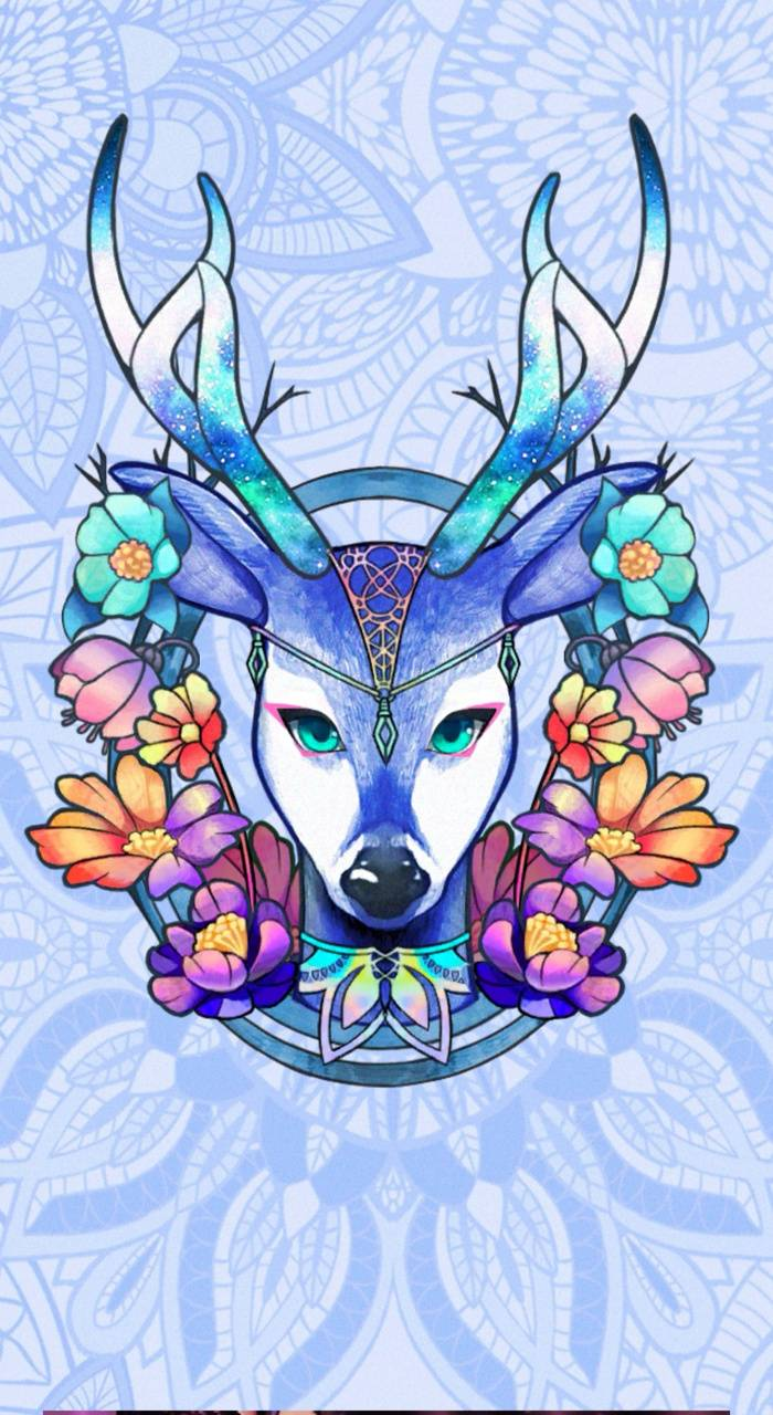 Deer dream catcher
