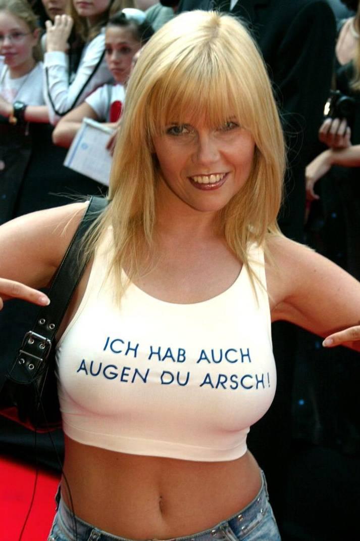 gina wild arsch