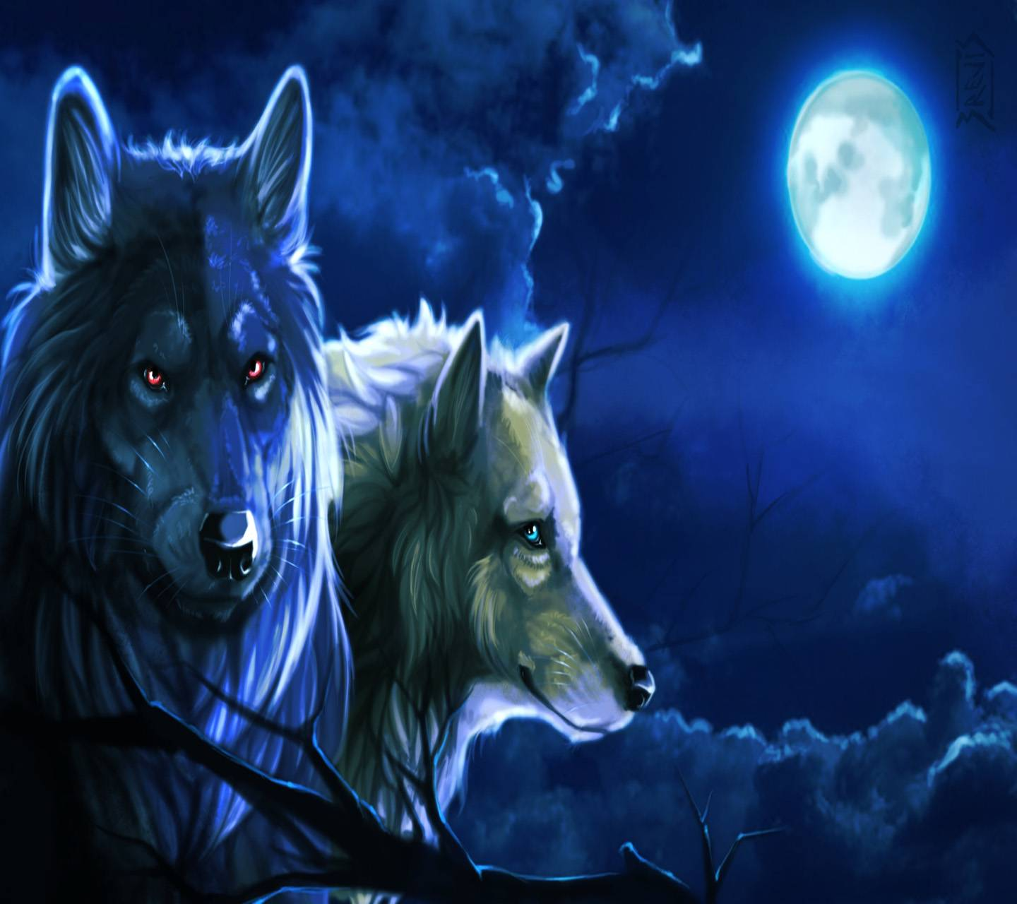 Beautiful   Wolfs