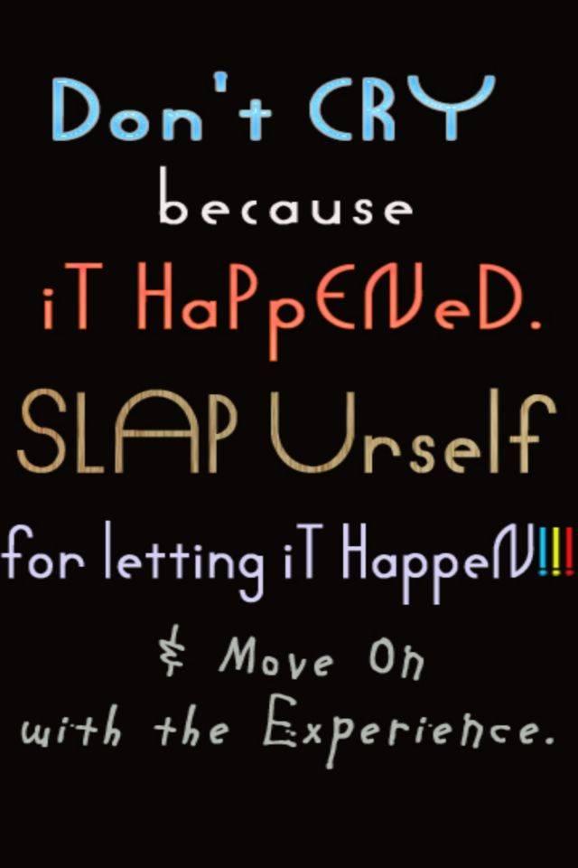 Slap Yourself