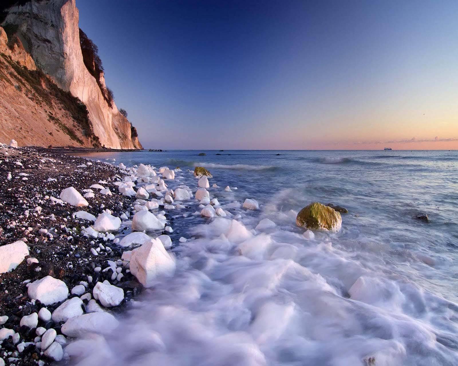 Coastal stone
