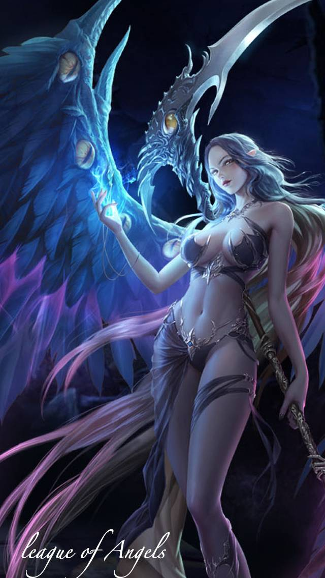 League Of Angels Wallpaper By Alisabosconov 79 Free On