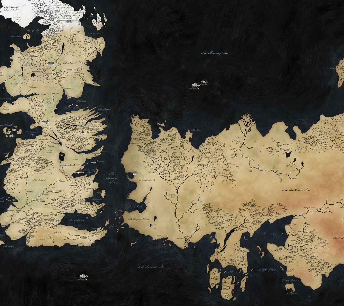 Westeros Map Wallpaper By Dannyboy1988db 53 Free On Zedge