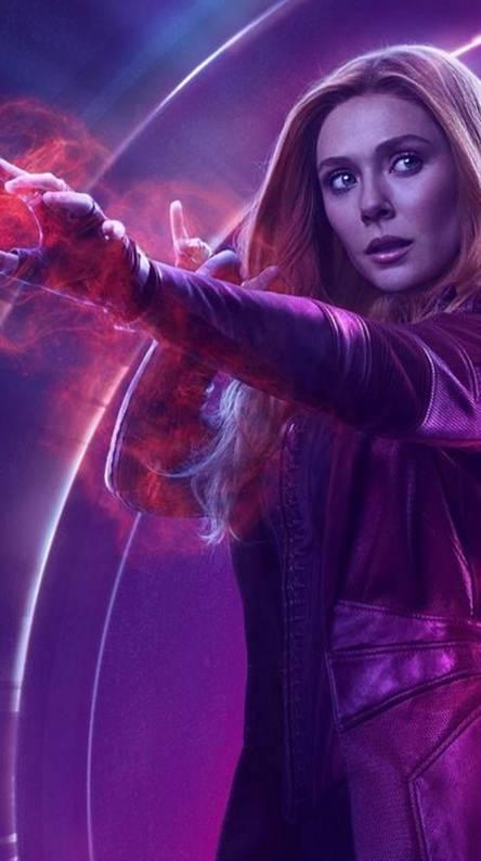 Scarlet witch 2019
