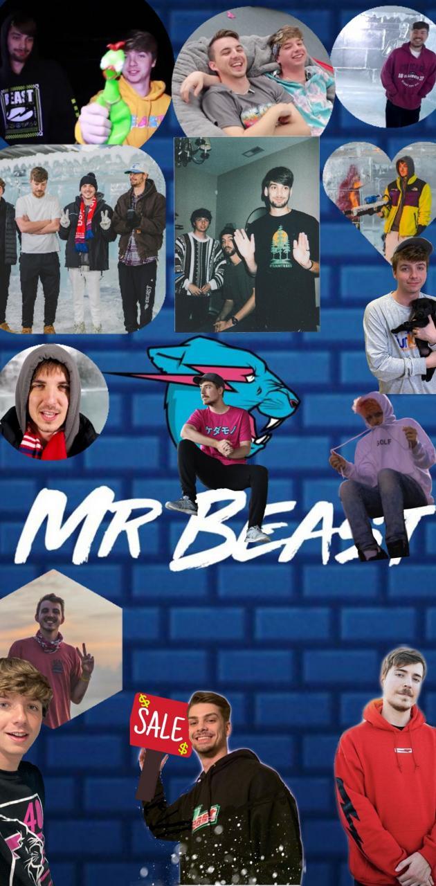 Mr Beast Crew