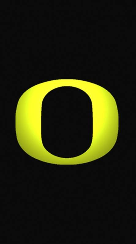Oregon Ducks Yellow