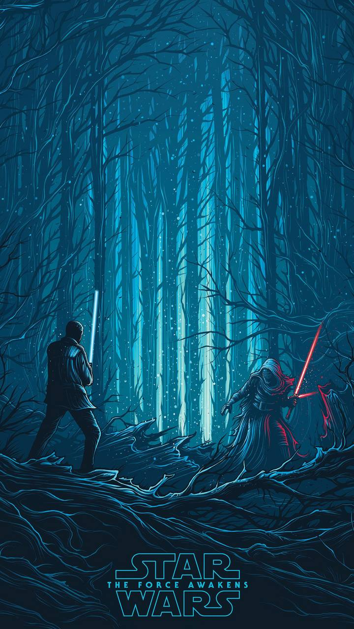 Star Wars Blue