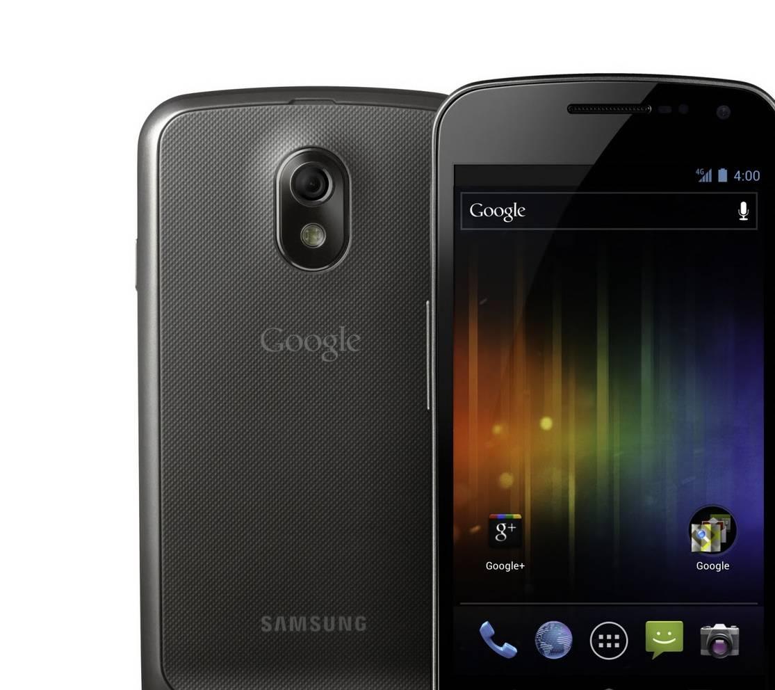 Samsung Galxy Nexus