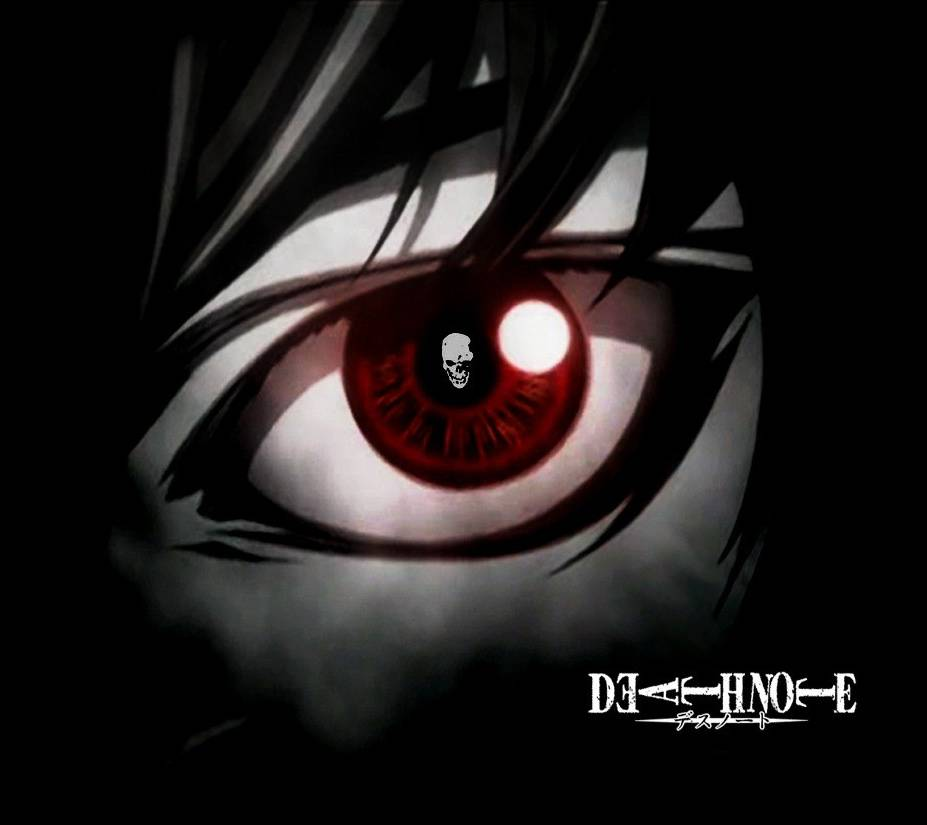 Death Note Eye