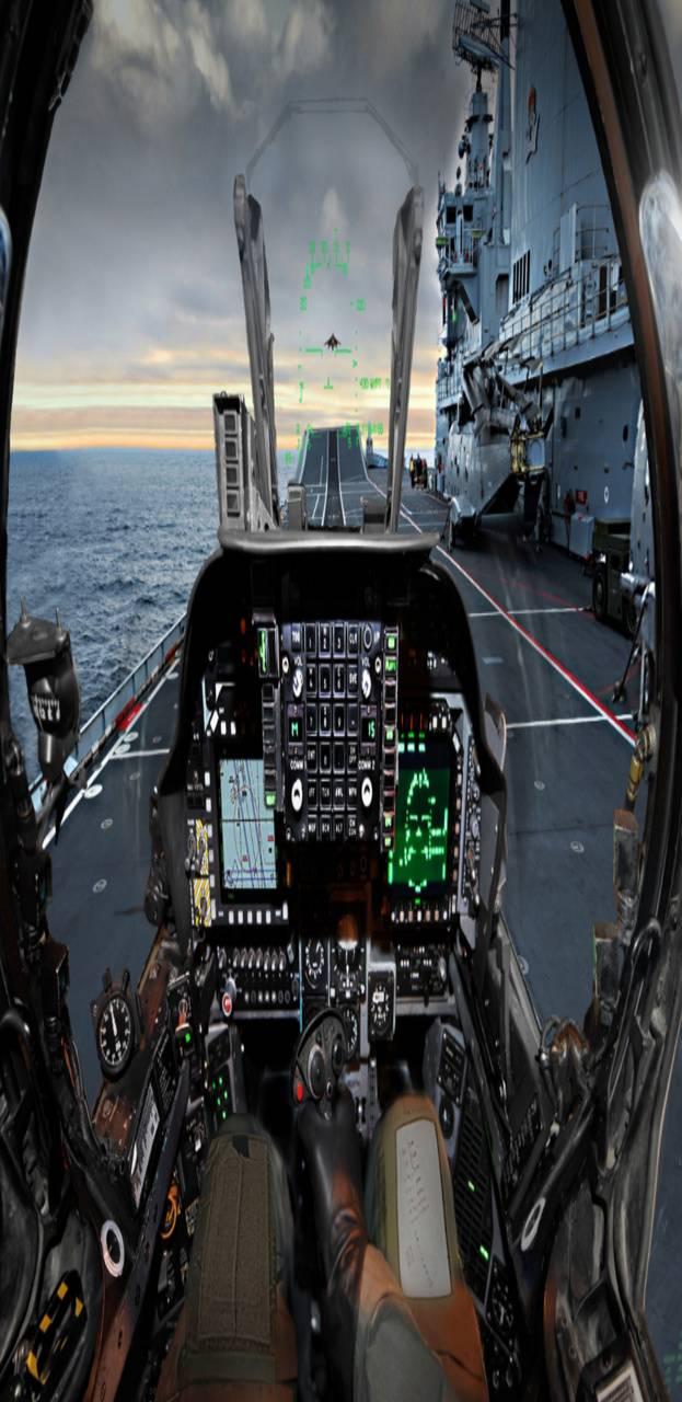 Cockpit carrier