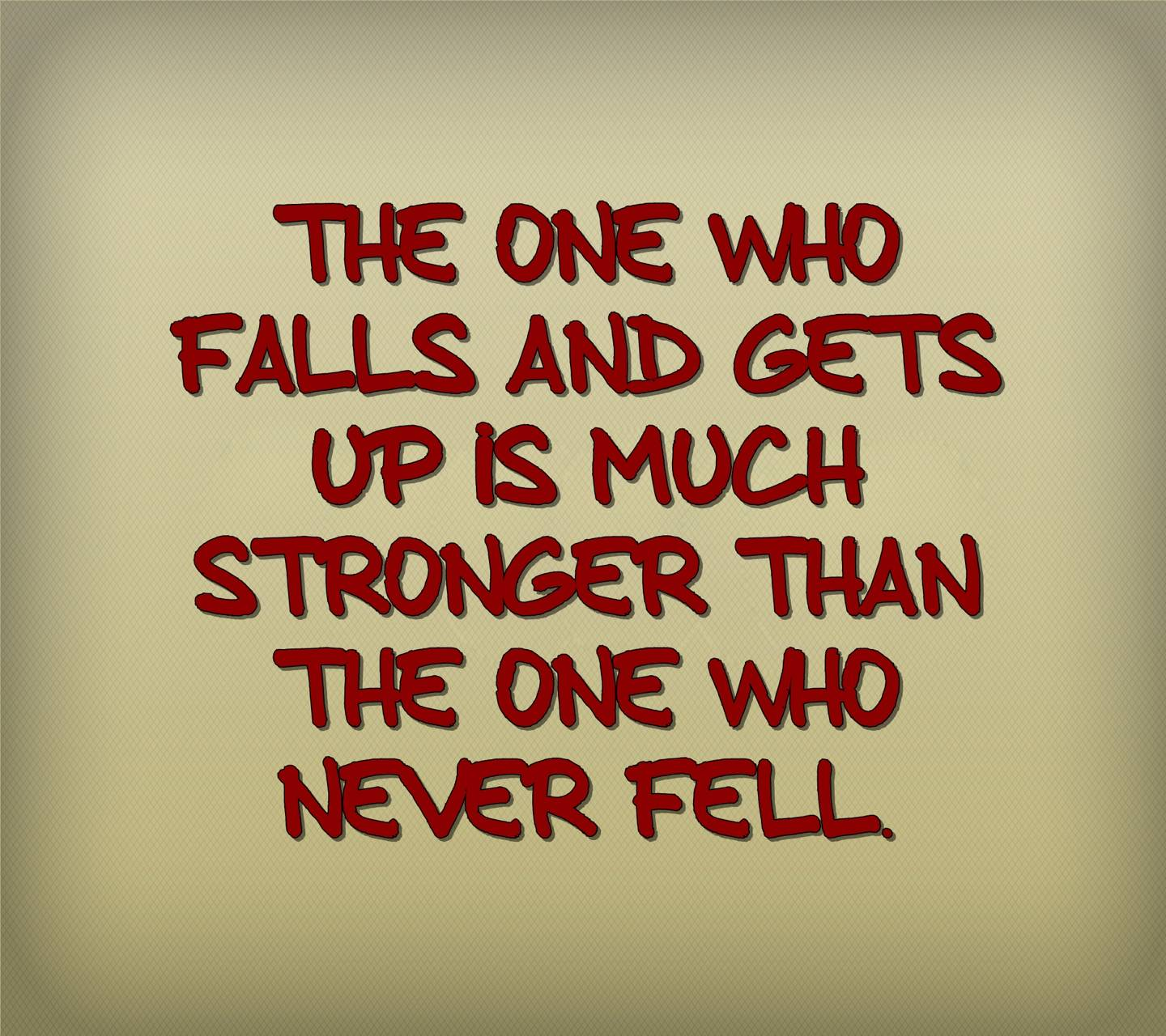is much stronger