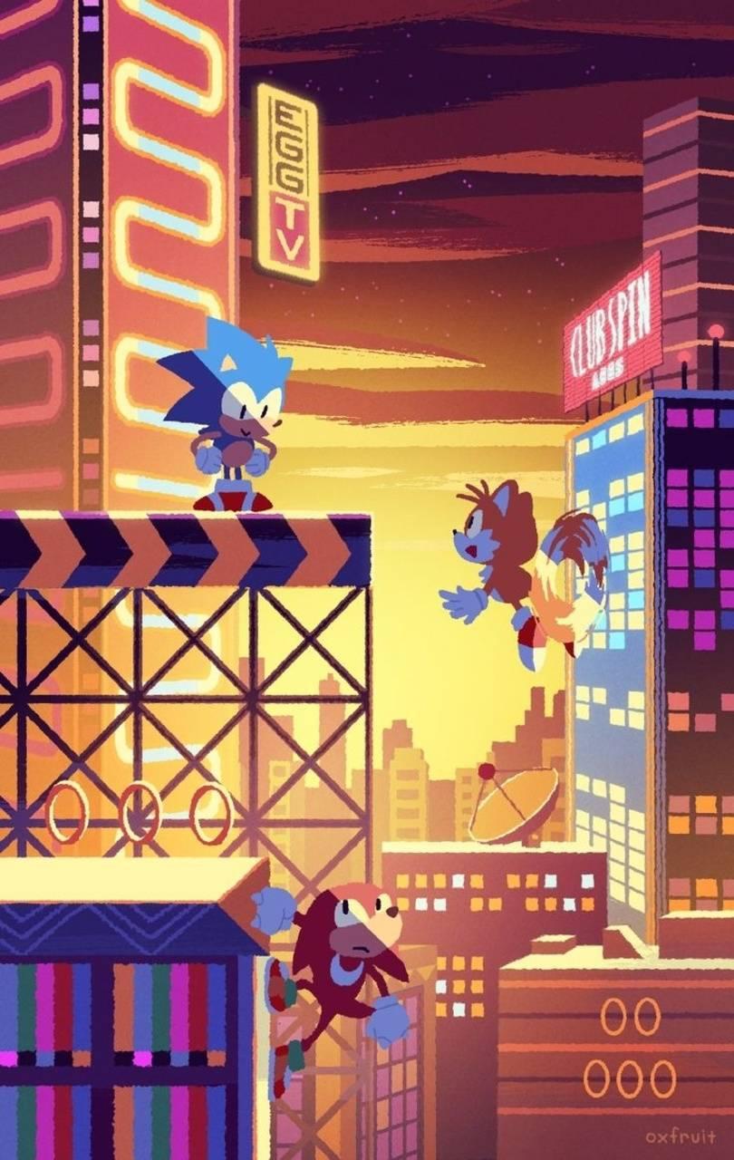 Sonic Mania Wp Wallpaper By Blacksega 30 Free On Zedge