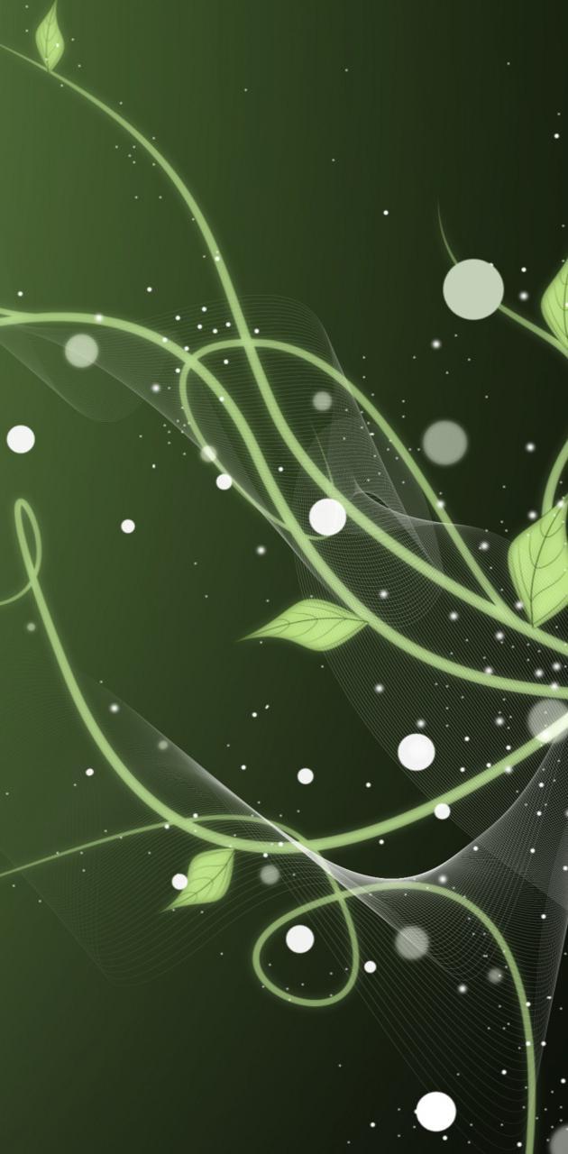 Abstract Greenery