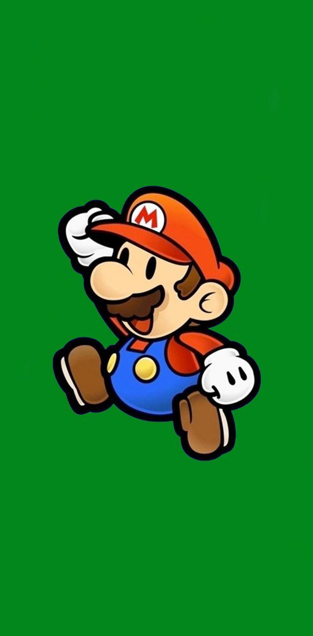 Super Mario Green