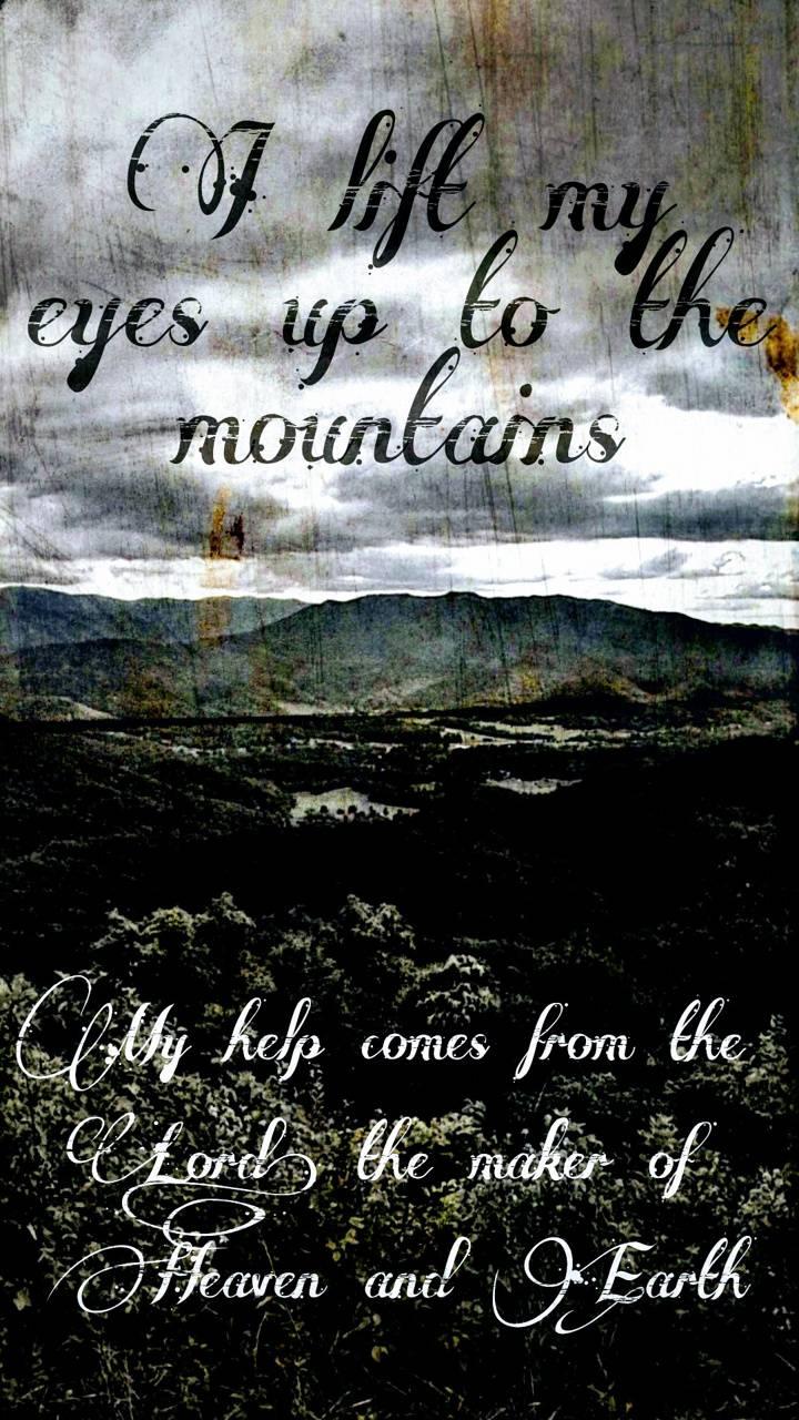 Lift My Eyes
