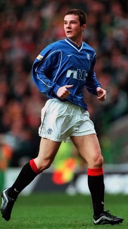 Barry Ferguson 1999