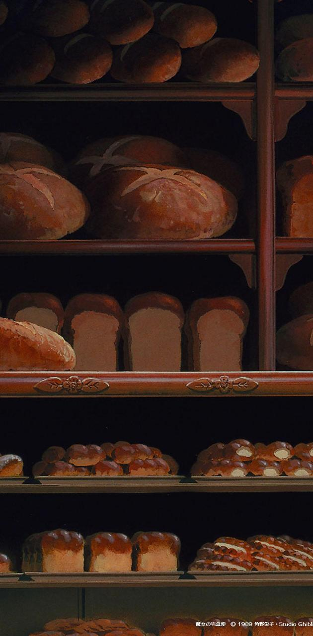 Anime Bakery