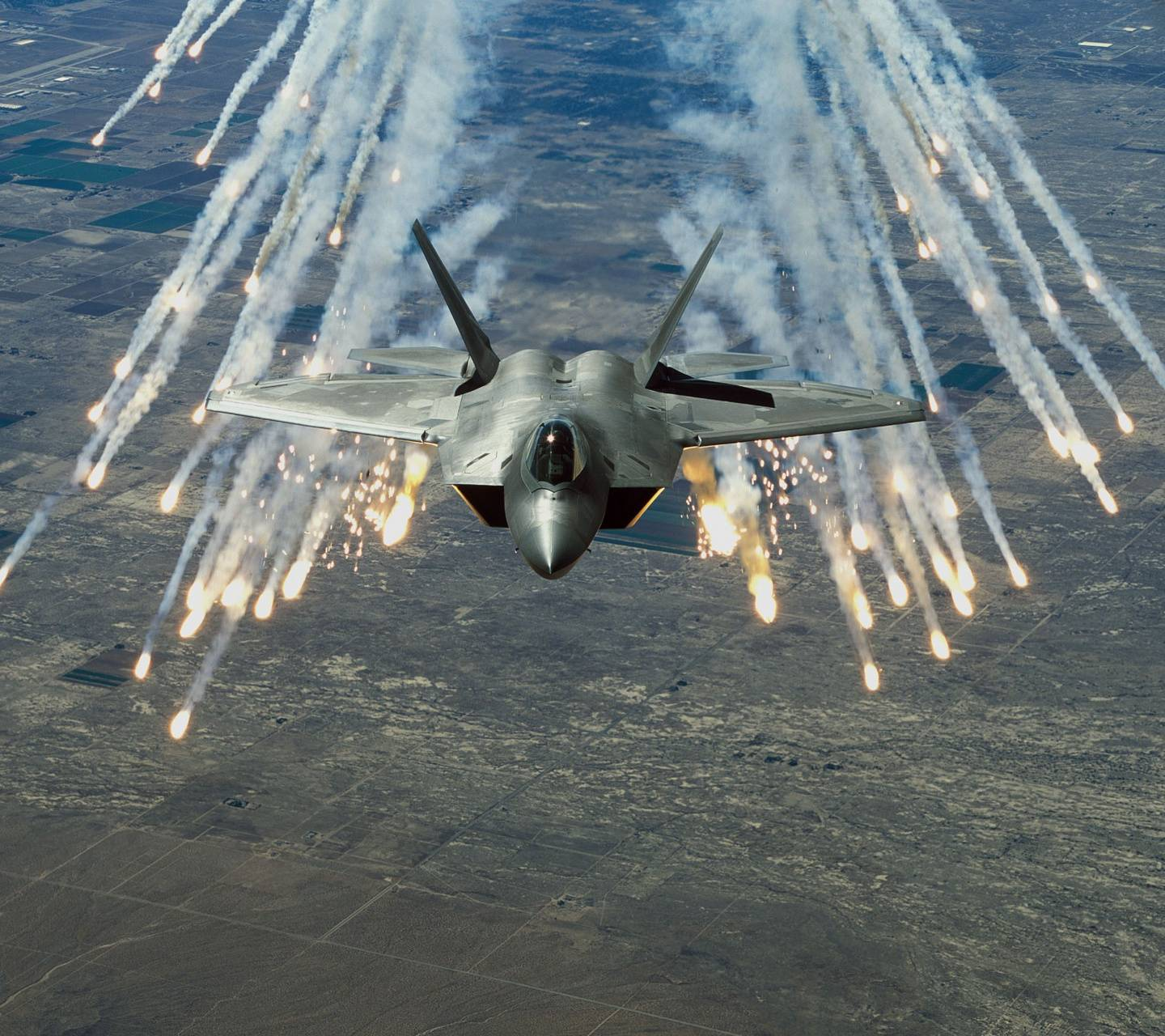 F35 flares