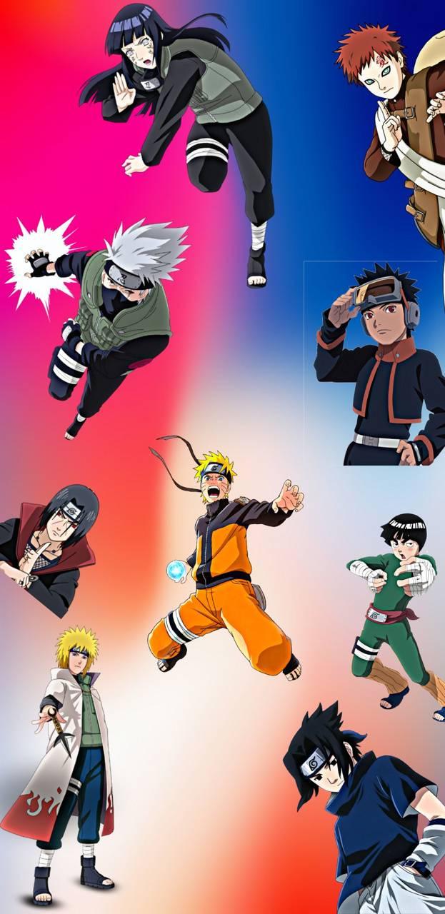 Naruto phone
