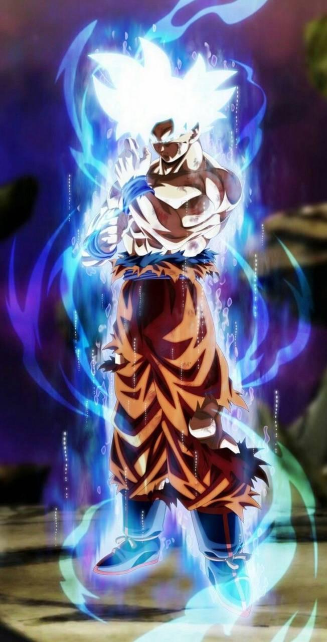 Goku Ultra Instinct Wallpaper By Rokovladovic A2 Free On Zedge
