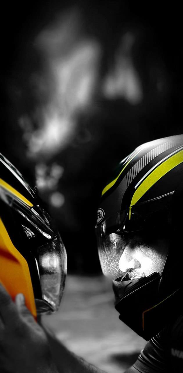 Apache RTR Yellow