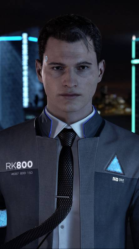 Detroit Become Human Ringtones And Wallpapers Free By Zedge