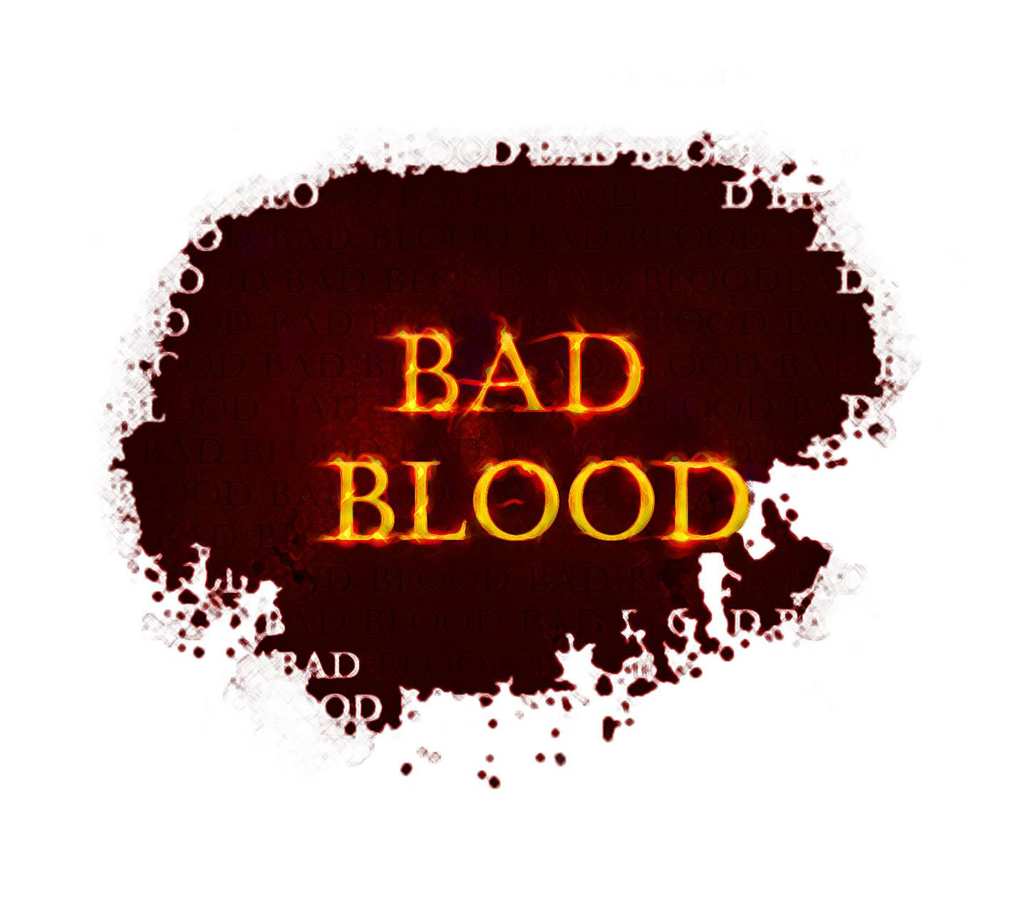 Bad Blood white