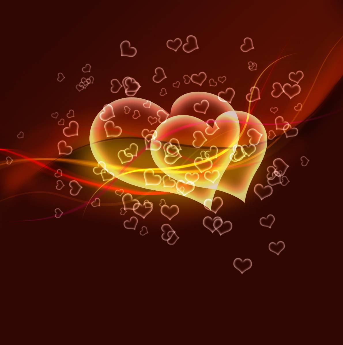 Love Hearts Wallpaper By Jagadeesh0v O ZEDGETM