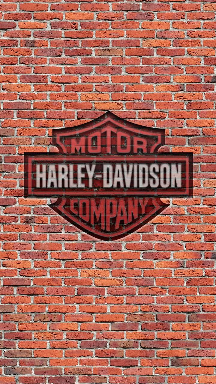 Brick Wall Harley