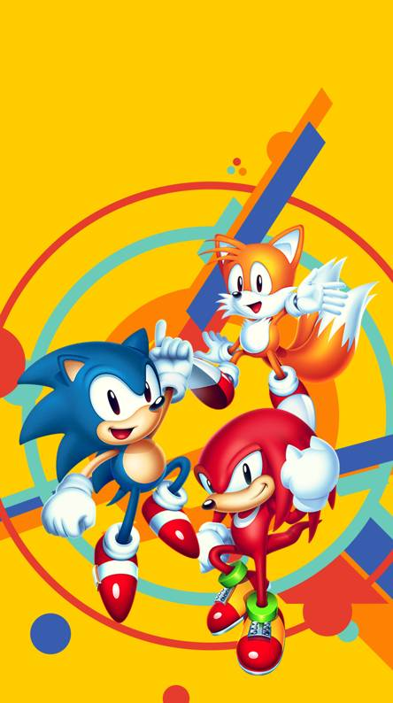 Sonic Mania Wallpaper Pc