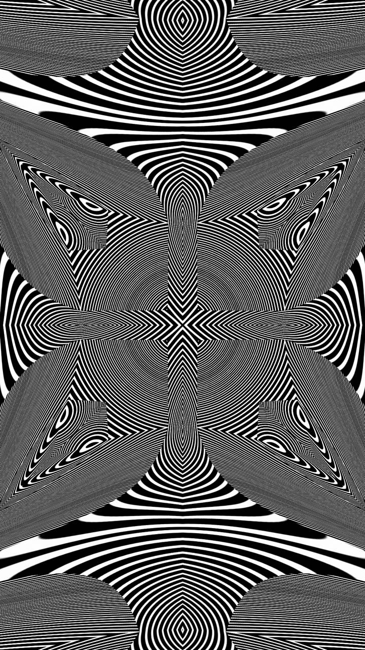 trippy lines