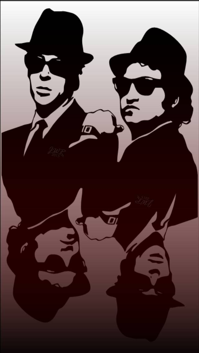 Blues Brothers Wallpaper By Flyn Ryan