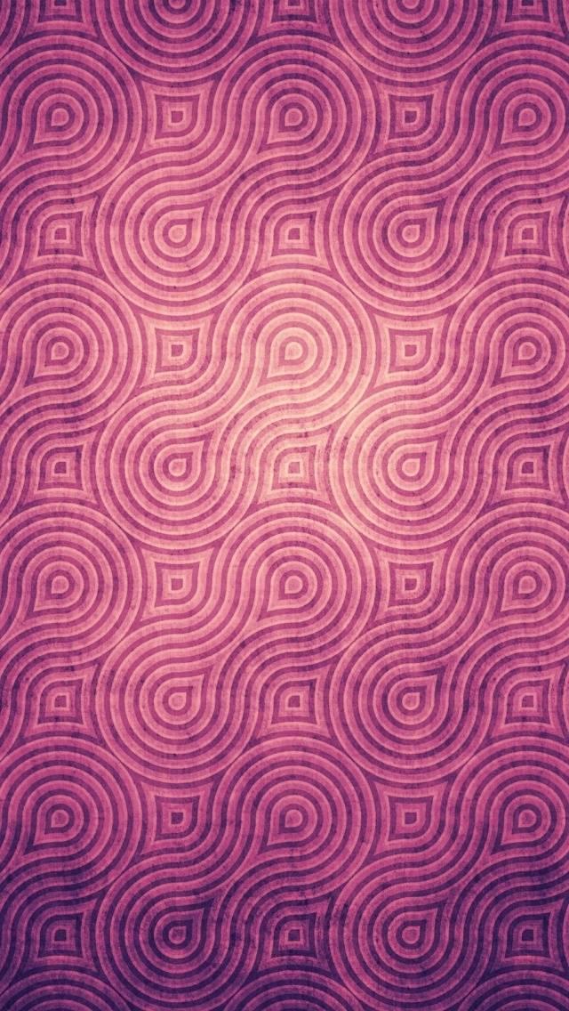Vintage purple