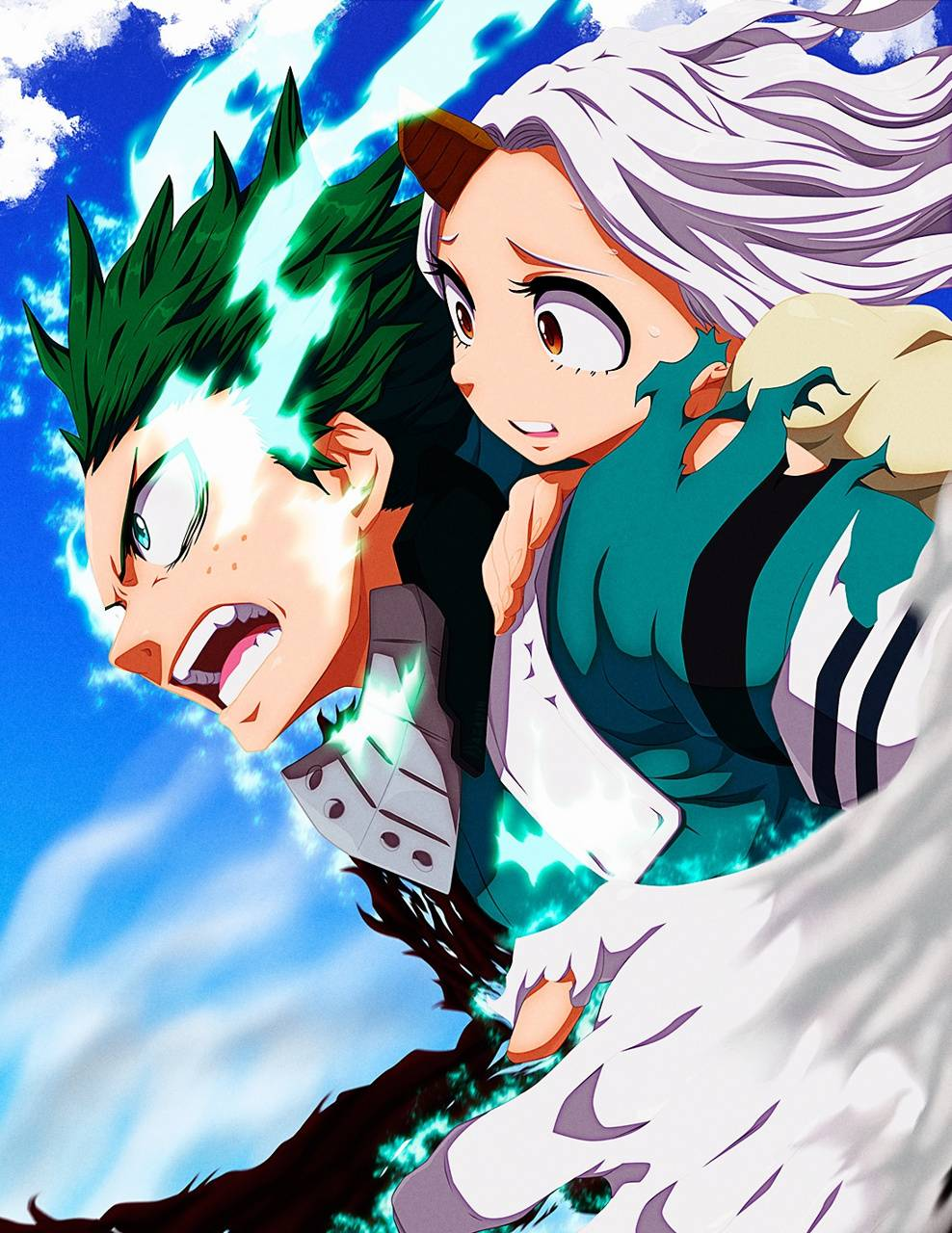My Hero Academia Wallpaper By Silverbull735 Dc Free On Zedge