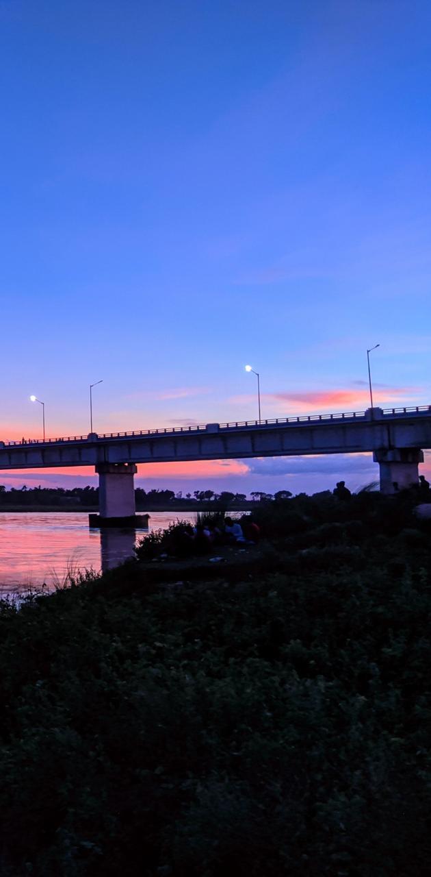 Sadarghat Riverside