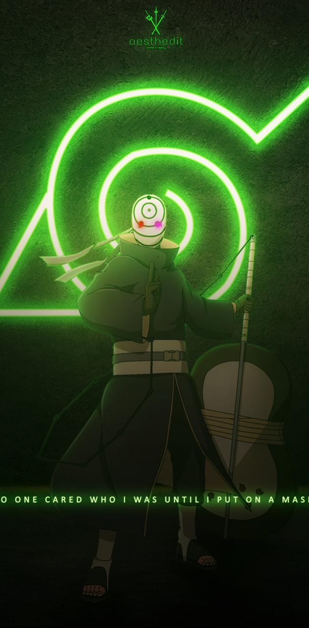Obito Uchiha Naruto