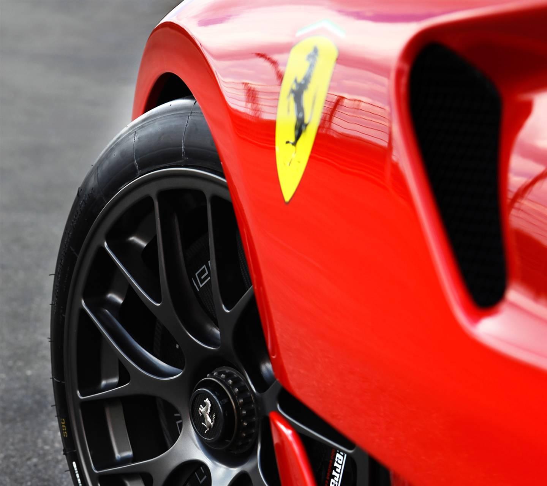 Moto G Ferrari 4