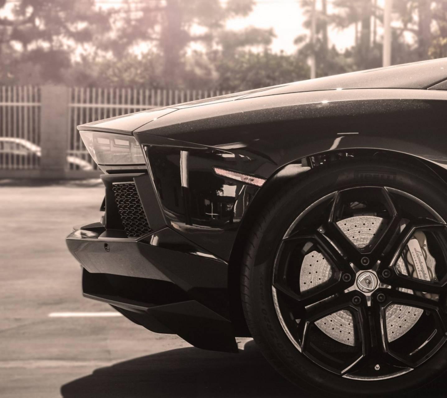 Lamborghini 4K