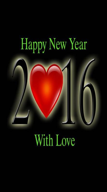 new year 2016 love