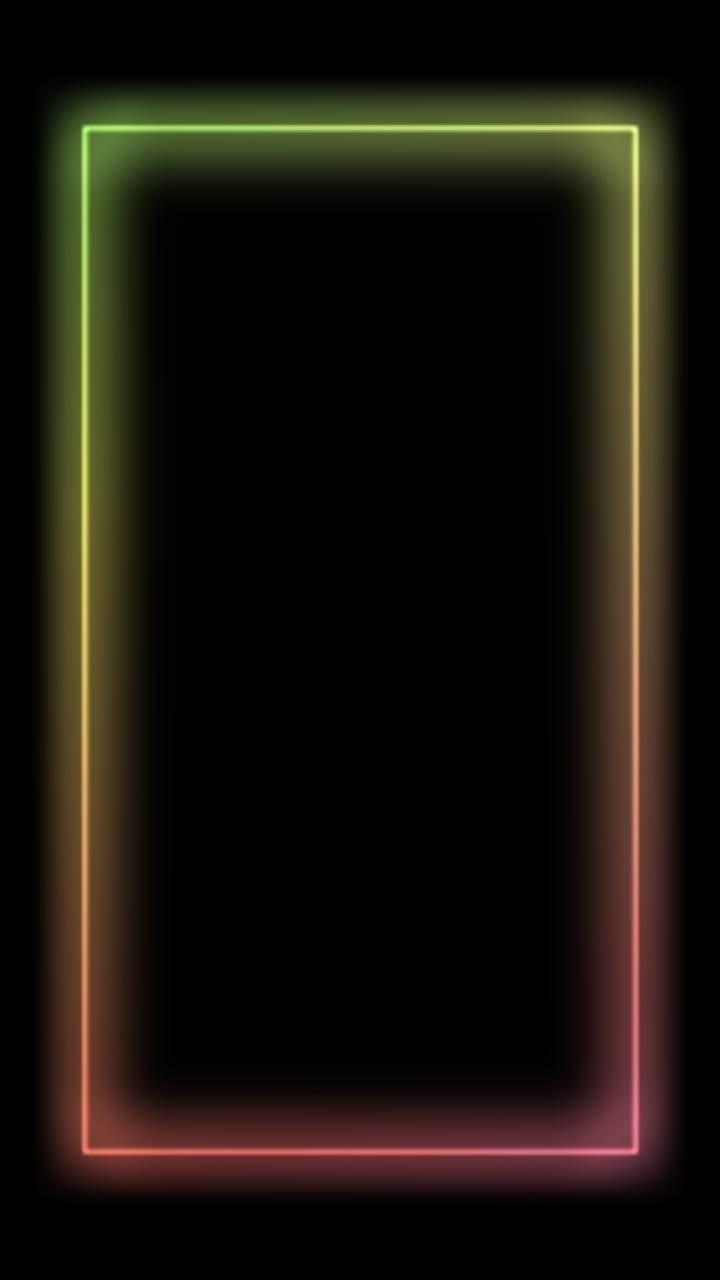Neon Frame Edge 3 wallpaper by lopamusic10 - 82 - Free on ...