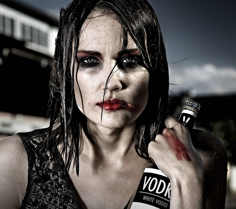 Vodka Woman