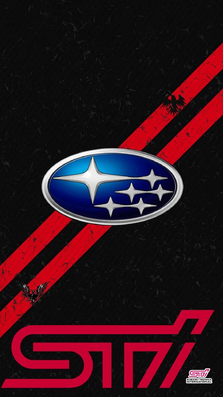 Subaru STi Logo