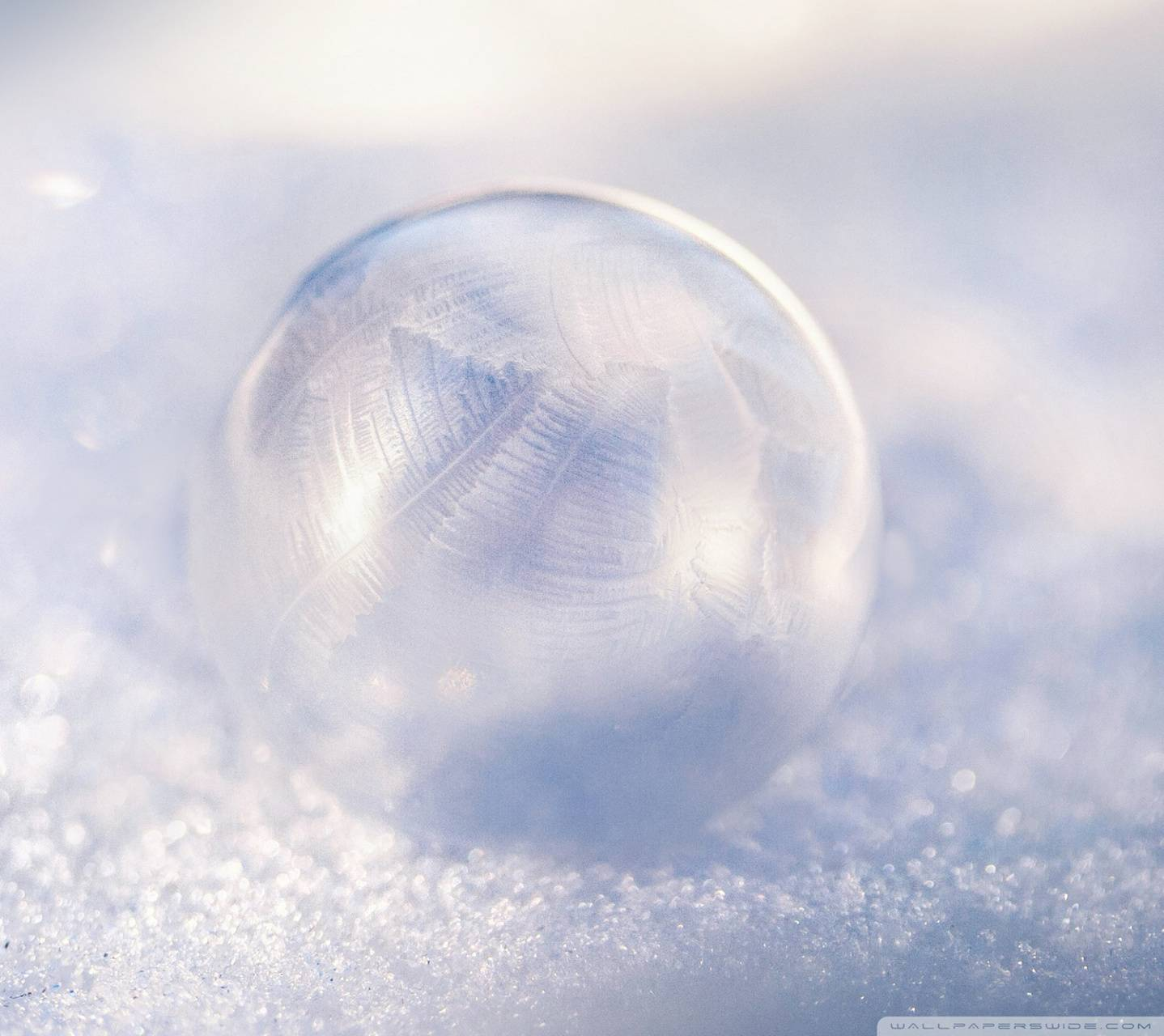 Snow Bubble
