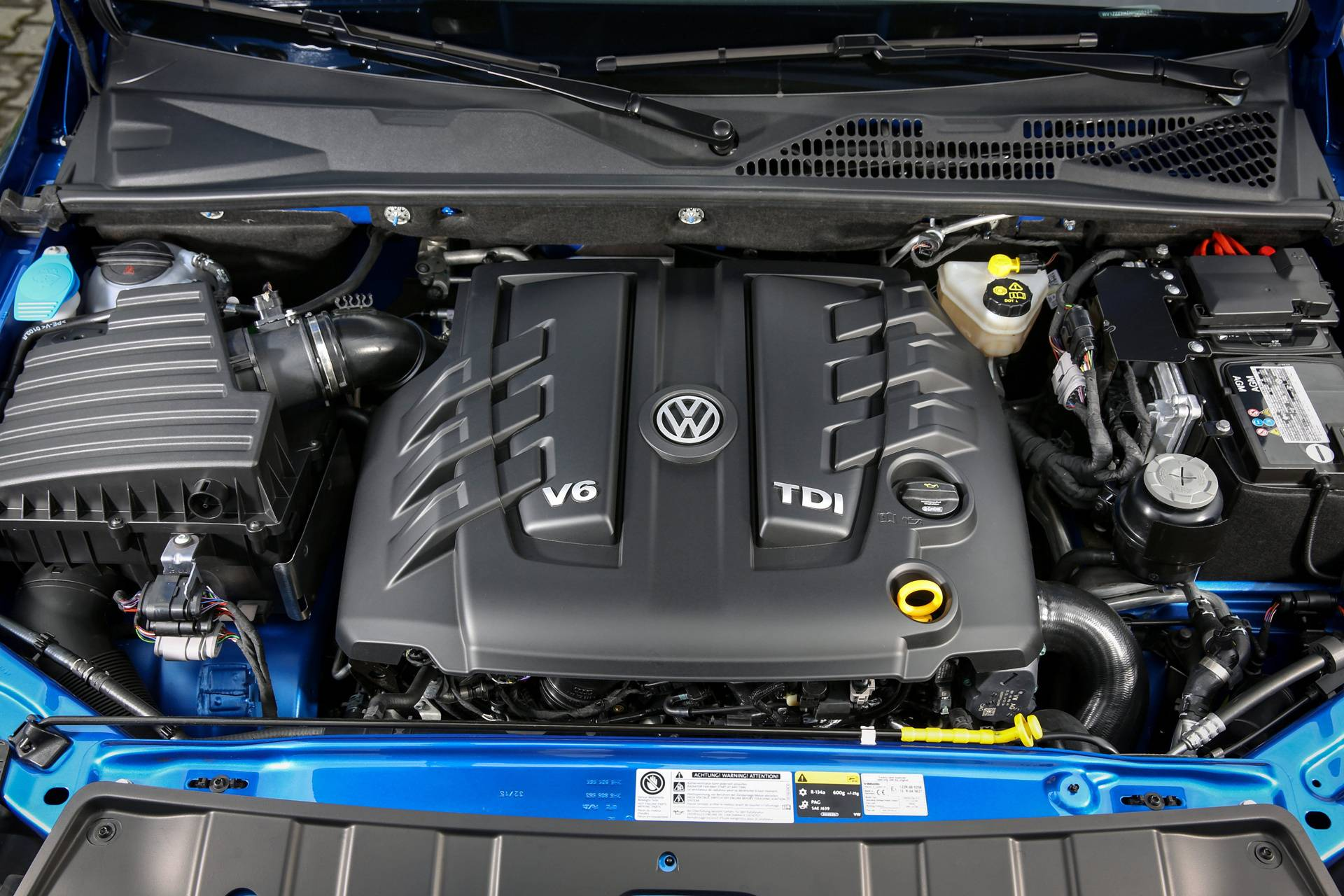 VW Engine V6 TDI