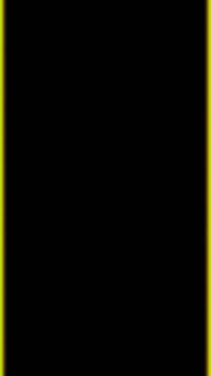 Yellow LED Light