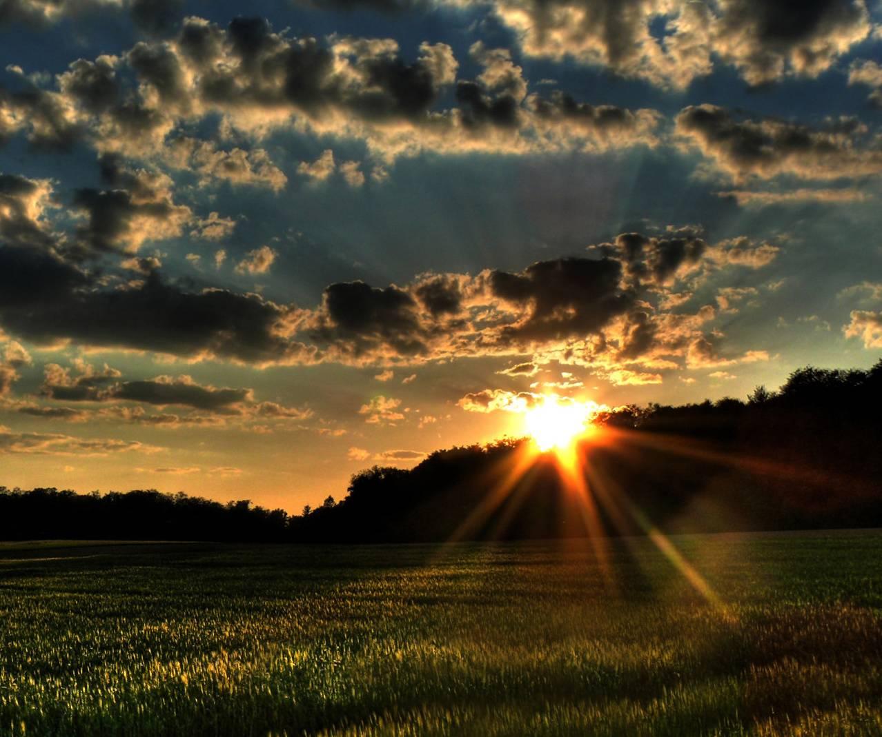 Most Awesome Sunrise